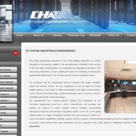 شرکت صنایع مهندسی چترا
